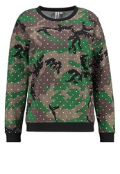 Vans Alameda Sweatshirt Camo Multicoloured