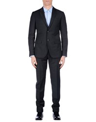 Moschino Suits And Jackets Suits Men Steel Grey