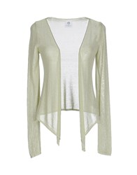 List Knitwear Cardigans Women Light Green