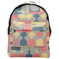 Mi Pac Custom Scandy Backpack Grey