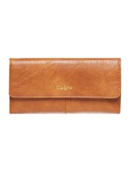Ollie And Nic Margo Flapover Purse Tan