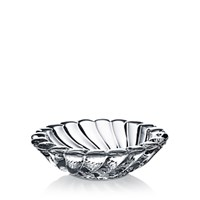 Baccarat Volute Ring Dish Clear