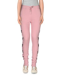 Zoe Karssen Trousers Casual Trousers Women Pink