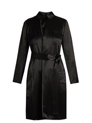 Diane Von Furstenberg Blaine Two Coat Black