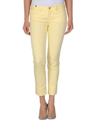 Notify Jeans Notify Casual Pants Yellow