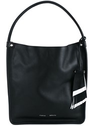 Proenza Schouler Medium Shopper Tote Black
