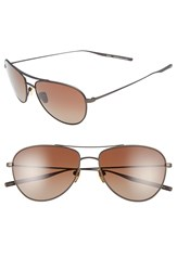 Salt 'Pratt' 57Mm Polarized Sunglasses Bayard Brown Brown
