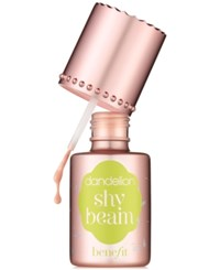 Benefit Cosmetics Shy Beam Nude Pink Matte Radiance Highlighter No Color