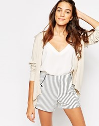 Vero Moda Oversized Cardigan Cream