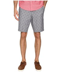 Dockers Core Flat Front Straight Shorts Morales A Good Red Paint Men's Shorts Gray