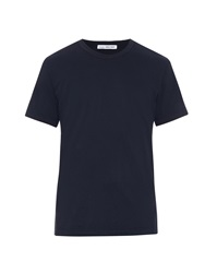 James Perse Crew Neck Cotton Jersey T Shirt