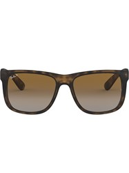 Ray Ban Justin Sunglasses Black