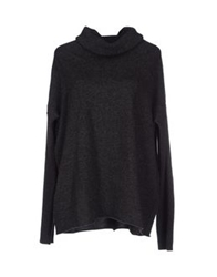 Marella Turtlenecks Steel Grey