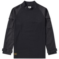 Wtaps Tactical Sweat Black