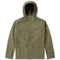 Norse Projects Nunk Summer Cotton Jacket Green