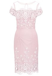 Chi Chi London Lesley Cocktail Dress Party Dress Lilac