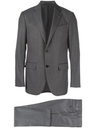 Ermenegildo Zegna Formal Suit Grey