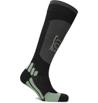 Burton Ak Endurance Stretch Knit Socks Black