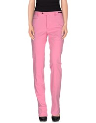 Pt01 Trousers Casual Trousers Women Light Purple