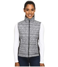 Marmot Kitzbuhel Vest Black Chile Women's Vest Gray