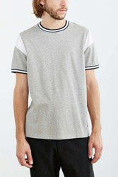 Cpo Sigler Blocked Tee Grey