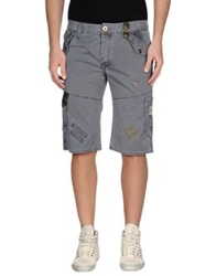 Hollywood Milano Bermudas Grey