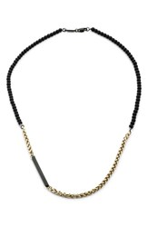 Vitaly Helix Necklace Gold