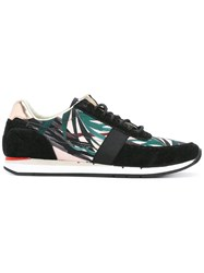 Paul Smith Ps By Moogg Cockatoo Sneakers Black