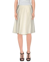 Space Style Concept Skirts Knee Length Skirts Women