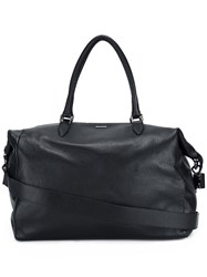 Zanellato Zipped Holdall Black