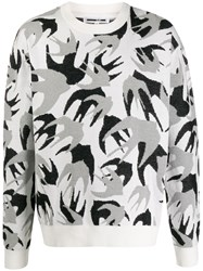 Mcq By Alexander Mcqueen Embroidered Jumper 60