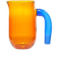 Hay Glass Jug Brown