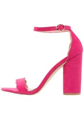 Miss Selfridge Copenhagen Sandals Pink