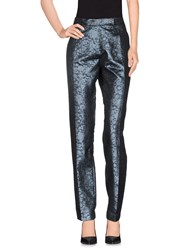 Just In Case Casual Pants Slate Blue
