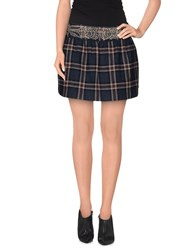 Pepe Jeans 73 Skirts Mini Skirts Women Dark Blue