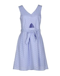 Related Short Dresses Lilac