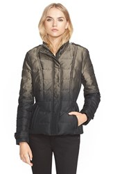 Women's Burberry Brit 'Dalesbury' Ombre Down Jacket