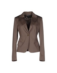 Strenesse Gabriele Strehle Suits And Jackets Blazers Women Beige