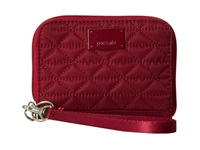 Pacsafe Rfidsafe W100 Rfid Blocking Wallet Cranberry Wallet Handbags Red