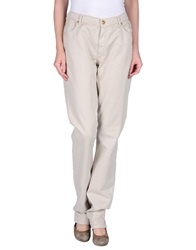 Marina Yachting Casual Pants Beige