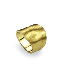 Marco Bicego Lunaria 18K Gold Medium Ring