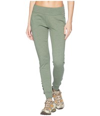 Prana Palmetto Jogger Forest Green Casual Pants