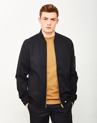 Dickies Hughson Bomber Jacket Black