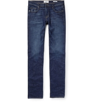 Frame Denim Vinoodh Blue Moon Slim Fit Denim Jeans