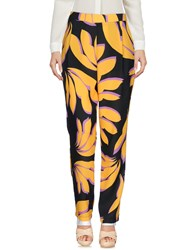 1 One Casual Pants Yellow