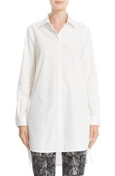 Max Mara Women's Tenuta Side Lace Up Tunic