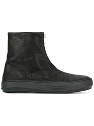 The Last Conspiracy Tome Boots Unisex Leather Rubber 44 Black