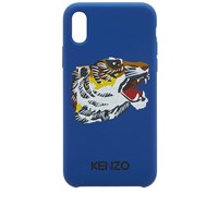 Kenzo Iphone 8 Case 'Go Tigers ' Blue