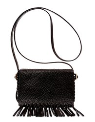 Brian Atwood Acolby Crossbody Bag Cognac