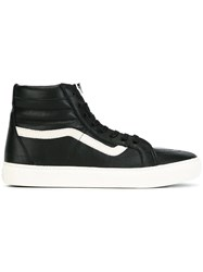 Vans 'Sk8' Hi Top Sneakers Black